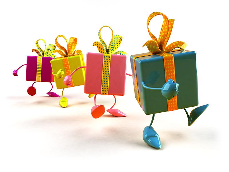 Что подарить в подарок за участие в конкурсе